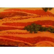 Home Cured Pancetta style Bacon (300g)